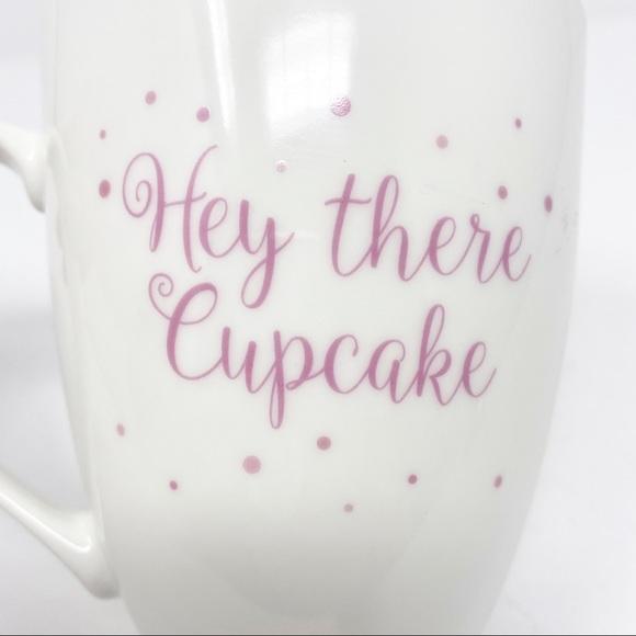 PFALTZGRAFF Hey there Cupcake Sentiment Coffee Mug